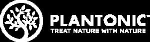 Plantonic Logo White